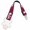 Virginia Tech Pacifier Holder