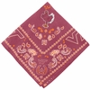 Virginia Tech Paisley Bandana