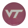 Virginia Tech Perforated Safety Decal