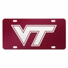 VT Reflective License Plate