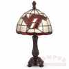 Virginia Tech Stained Glass Accent Lamp