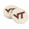 Virginia Tech Thirstystone Coasters
