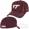 VT Training 3930 Cap by New Era, Maroon
