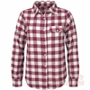 VT Womens Boyfriend Plaid Shirt