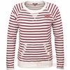 VT Womens Striped Pullover