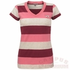 Virginia Tech Womens Tailgate Stripe Tee