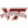 VT Wrestling Decal
