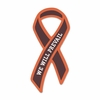 We Will Prevail Ribbon Decal