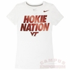 Women's Reflective Virginia Tech Hokie Nation Nike Shirt