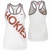 Women's Virgina Tech Hokies Dri-FIT Tank Top by Nike