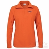 Women's Virginia Tech 1/2 Zip Glacial Fleece by Columbia
