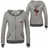 Women's Virginia Tech Hokies Full Zip Terry Hoodie