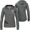 Women's Virginia Tech Hokies Heritage 1/2 Zip Hoodie