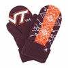 Women's Virginia Tech Mittens