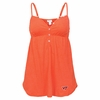 Women's Virginia Tech Orange Strappy Tank Top