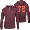 Women's Virginia Tech Scholar Hooded Jacket