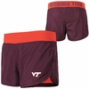 Women's Virginia Tech Sprint Compression Shorts