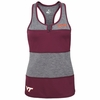 Women's Virginia Tech Striker Active Tank Top