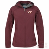 Women's Virginia Tech Surfire Softshell Jacket by Columbia