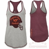 Womens Nike Virginia Tech Helmet Tank Top