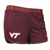 Womens Nike Virginia Tech Mesh Shorts