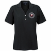 Womens Virginia Maryland Regional College of Veterinary Medicine Embroidered Polo