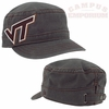 Womens Virginia Tech Chic Military Cap by New Era