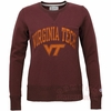 Womens Virginia Tech Eco Originals Crew by Champion