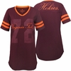 Womens Virginia Tech Hokies Jersey Nightshirt