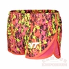 Womens Virginia Tech Neon Scrimmage Shorts