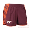 Womens Virginia Tech Nike Warpspeed Pacer Shorts