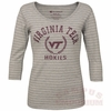 Womens VT Legacy 3/4 Sleeve Scoop Tee