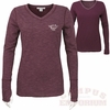 Womens Virginia Tech Reversible Knit by Cutter and Buck