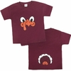 Youth Hokie Tailfeathers Tee