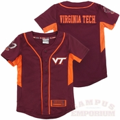 Virginia Tech Youth Jerseys & Cheer