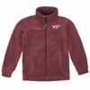 Youth Virginia Tech Flanker Fleece by Columbia
