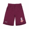 Youth Virginia Tech Hokies Athletic Shorts by Under Armour