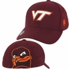 Youth Virginia Tech Memory Fit B.A.F. Hat