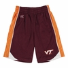 Youth Virginia Tech Mesh Vector Shorts