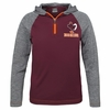 Youth Virginia Tech Quarter Zip Hokie Hoodie