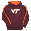 Youth Virginia Tech Rally Pullover Hoodie