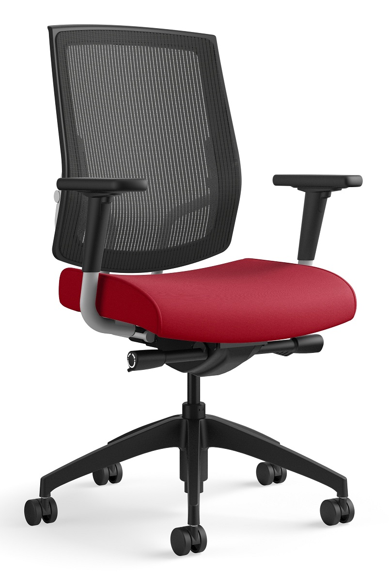 Ergonomic task chair - Sit On It Seating Focus Chair Sitonit Focus Chair