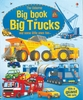 """NEW"" #2605 The Usborne Big Book of Big Trucks and some little ones too . . ."