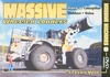 """NEW"" #3034 Massive Machines 9: Massive Wheel Loaders Part 1 Caterpillar Liebherr Volvo"