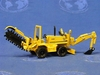"""NEW"" 4636BR Vermeer V8550 Utility Trencher 1:50 Scale (DCP40009)"