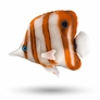 """3.75"""" Copperband Butterfly Fish D�cor, 1pc"""