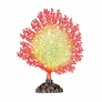 Silicone Coral Branch Decor - Red/Yellow