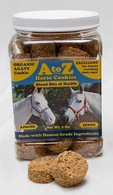 Blond Bits Agave Horse Cookies - 2.5 lbs