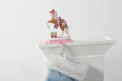 Cowgirl Cadillac Horse Stocking Holder by Trail of Painted Ponies