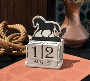 Equestrian Themed Table Top Decor